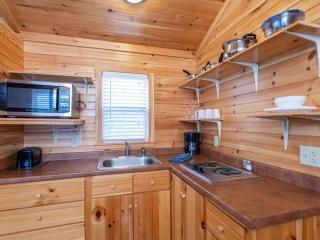 Kitchen of One Bedroom Cottage