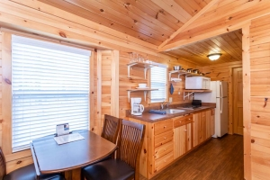 Kitchen of Two Bedroom Cottage